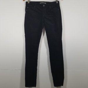 Express Velvet Stella Low Rise Legging Jeans 6